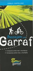Rutes pel Garraf a peu i en bicicleta