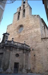 Santa Maria dels Turers Banyoles