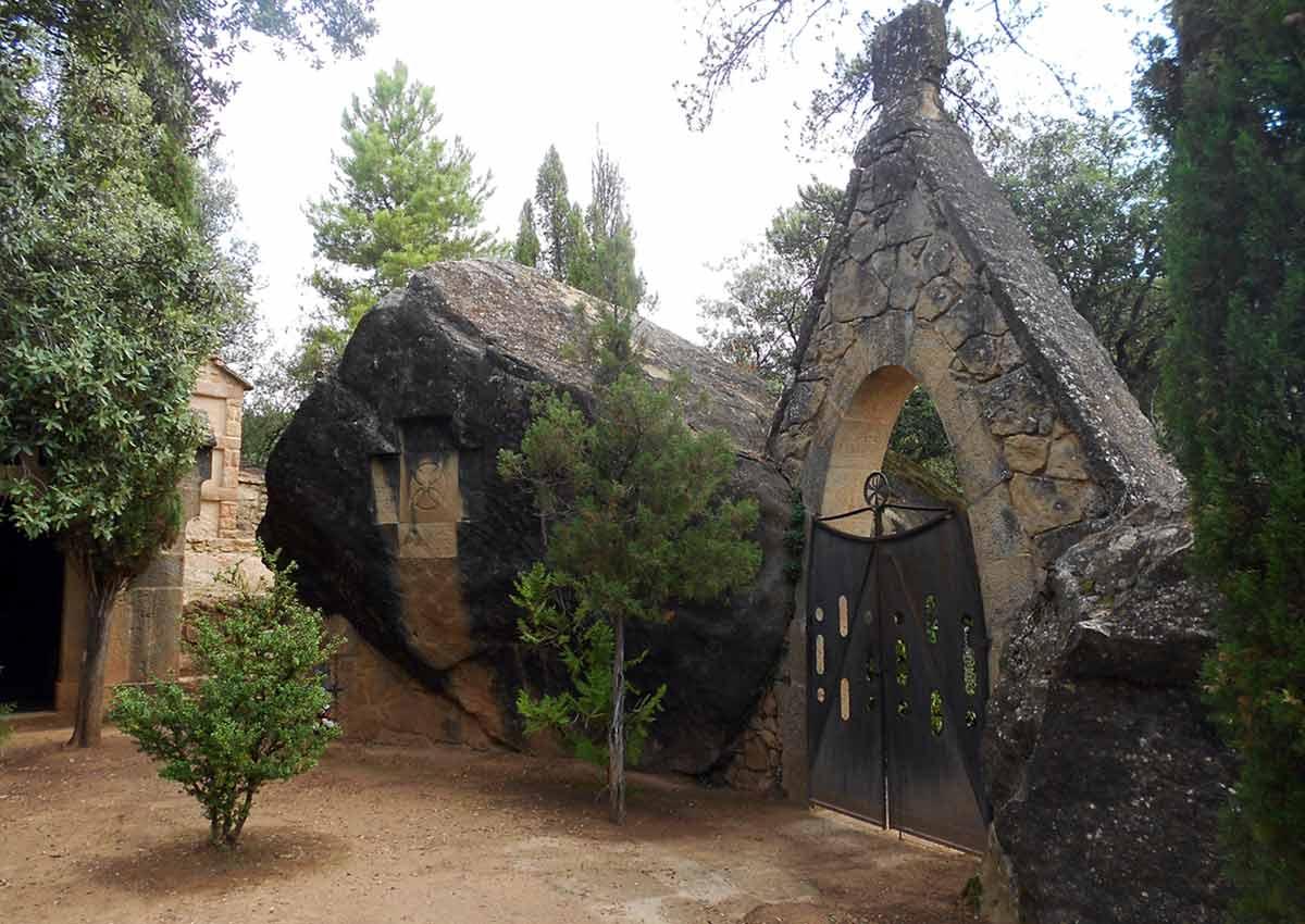 Solsonès Cementiri d'Olius