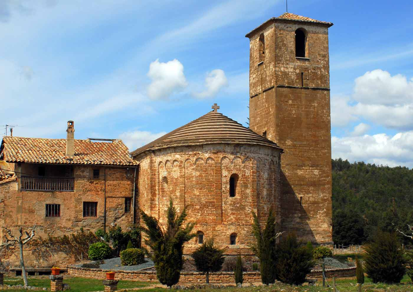 Església d'Olius