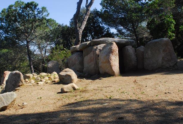 El Corredor dolmen