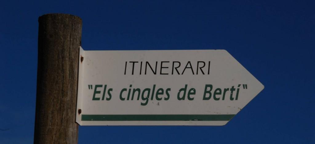 Ruta Cingles de Bertí