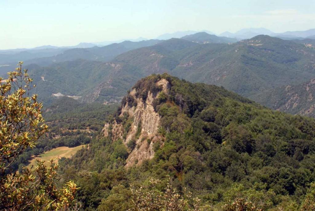 Ruta de la Serra dels Bufadors