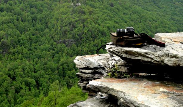 Càmera al precipici - Isma Monfort