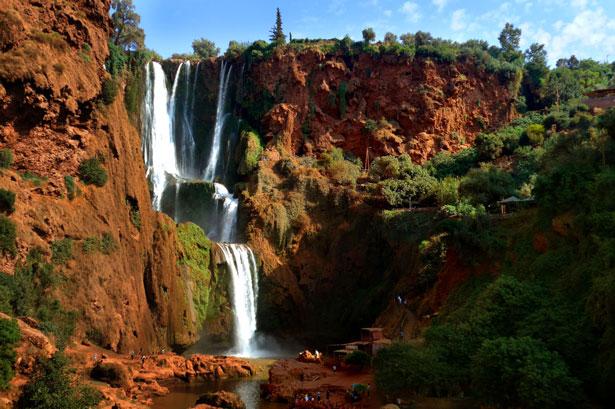 Cascades d'Ouzoud, al Marroc - Isma Monfort