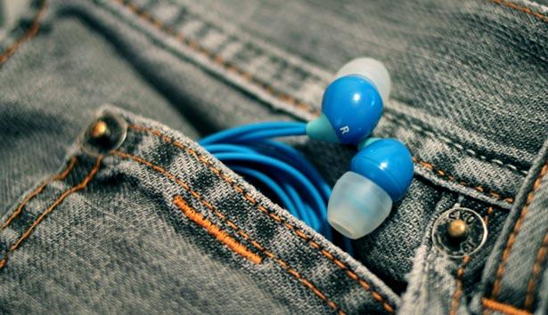 Auriculars de botó - Isma Monfort