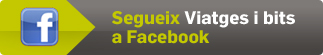 Segueix 'Viatges i bits' a Facebook